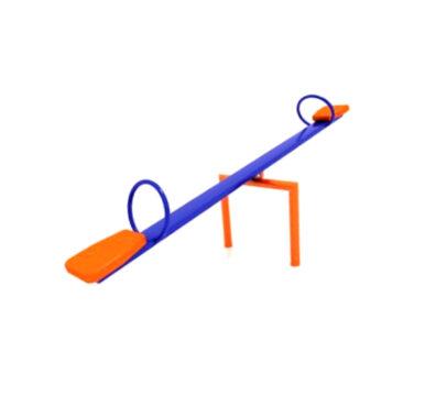balancin simple metalico