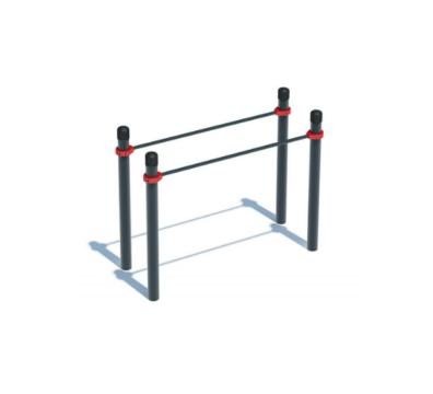 street fitness barras paralelas